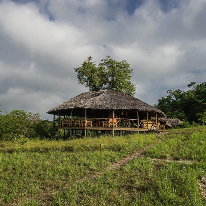 The Mkwaju restaurant and bar