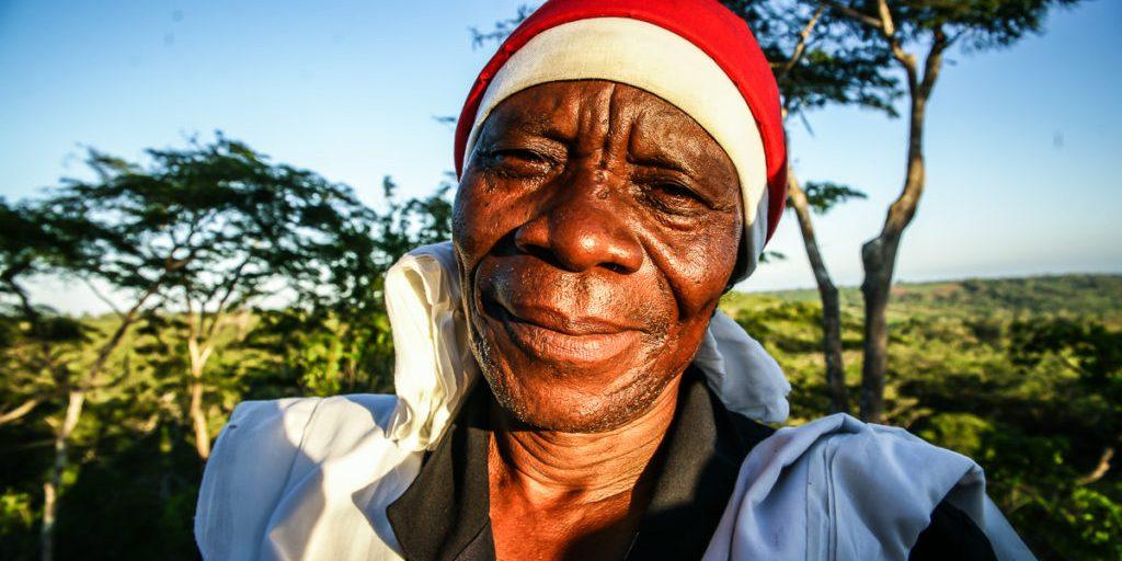 "Mzee Sefu, the ""Msingili"" of Miseni is also a traditional healer"